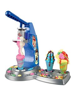 Play-Doh: Kitchen Creations Drizzy Ice Cream Playset (3 Years+) - 5% OFF!!