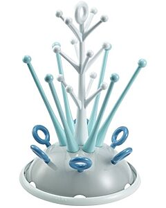 Beaba: Feeding Bottle Draining Rack (Blue) -25% OFF!