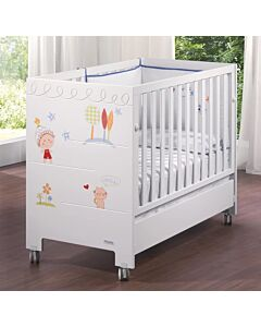 Micuna: Duende Baby Cot with Relax System -15% OFF!!