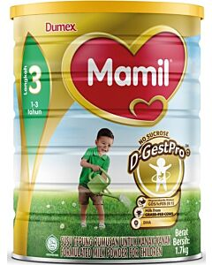 Dumex Mamil Learning Step 3 (1-3 years) 1.7kg