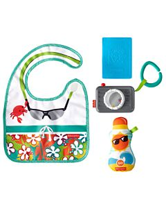 Fisher-Price: Tiny Tourist™ Gift Set (3+ months) - 15% OFF!!