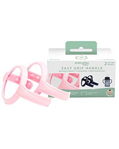 Everyday Baby Easy Grip Handle (2pcs) | Rose Pink | 15% OFF!!