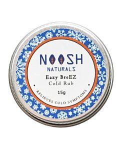 Noosh Naturals: Eazy Breez Cold Rub 15g - 10% OFF!!