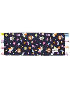 Beanie Nap - Pillow Cover with Taggies (Twilight Zoo) - 10% OFF!!