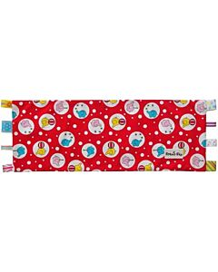 Beanie Nap - Pillow Cover with Taggies (Red Elly) - 10% OFF!!