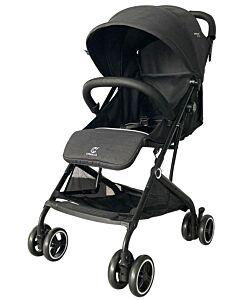 Crolla™ Air Flex (The First 1sec Fold Stroller) | Elegant Black - 44% OFF!!