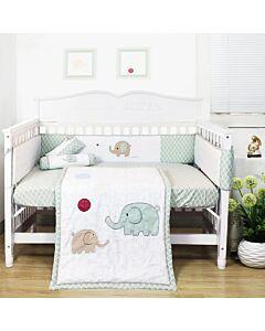Happy Cot: Bedding Set - Eleplay - 10% OFF!!