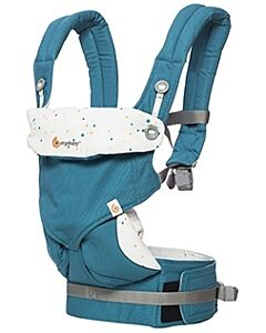 Ergobaby: Four Position 360 Carrier - Festive Skies - 20% OFF!
