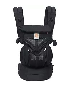 Ergobaby: Omni 360 Carrier All-in-One Cool Air Mesh - Onyx Black - 15% OFF!