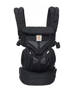 Ergobaby: Omni 360 Carrier All-in-One Cool Air Mesh - Onyx Black