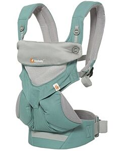 Ergobaby: Performance 360 Cool Air Carrier - Icy Mint - 20% OFF!