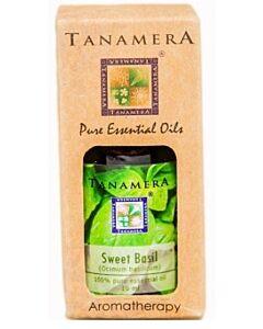 Tanamera Essential Oil Sweet Basil 10ml - 20% OFF!