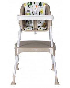 Evenflo Convertible 3-In-1 High Chair (EV9312-ELGY) - 20% OFF!!