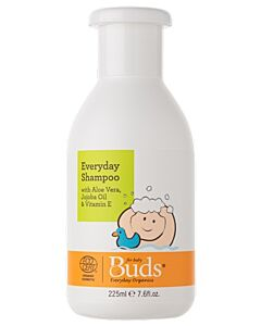 Buds Everyday Organics: Everyday Shampoo 225ml - 15% OFF!