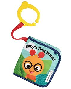 Baby Einstein: Explore & Discover Soft Book™ Baby's First Book! - 10% OFF!!