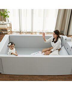 ALZiP® Mat Family Bumper Bed   Cozy Bear