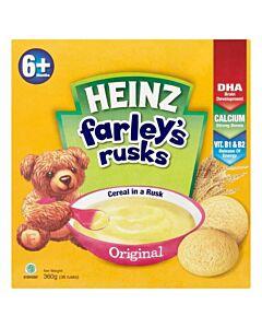 Heinz: Farley's Rusks Original 360g (From 6+ Months)