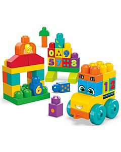 Mega Bloks: First Builders - 123 Counting Bus - 12% OFF!!