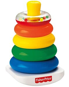Fisher-Price: Brilliant Basics: Rock-A-Stack - 10% OFF!!