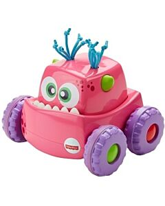 Fisher-Price: Press & Go Monster Truck (PINK) - 10% OFF!!
