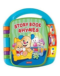 Fisher-Price: Laugh & Learn® Storybook Rhymes - 17% OFF!!
