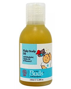 Buds Soothing Organics: Flaky Scalp Oil 100ml - 15% OFF!
