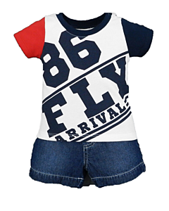 Wonder Child Collection: Flight Club - 86 Arrival (6 - 12 mths) - 10% OFF!