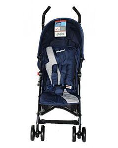 Halford: Fliplite Stroller - Blue/Grey - 25% OFF!!