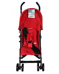 Halford: Fliplite Stroller - Red/Black - 25% OFF!!