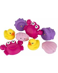 Playgro Floating Sea Friends (Pink) (Fully sealed) - 20% OFF!!