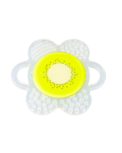 Mombella: Flower Fruit Teether Toy - Kiwi - 20% OFF!!