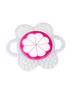 Mombella: Flower Fruit Teether Toy - Mangosteen - 20% OFF!!