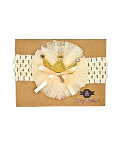 Baby Island Headband - Crown - 10% OFF!