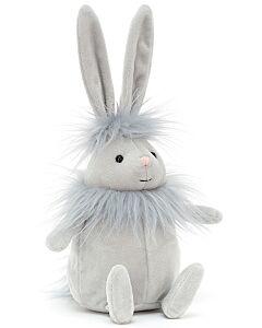 Jellycat: Flumpet Silver Bunny (25cm)