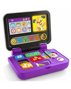 Fisher-Price: Laugh & Learn® Click & Learn Laptop (6 - 36 Months) - 12% OFF!!