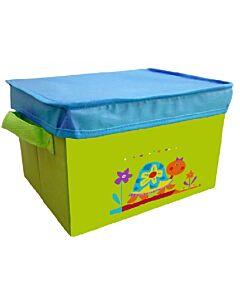 Neo Geo Kids Foldable Cube Box - Turtle - 45% OFF!