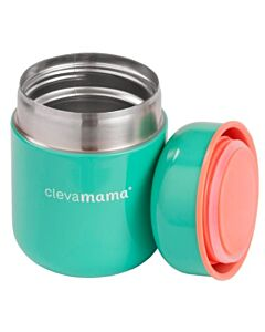 Clevamama Leak Proof Food Flask 240ml - 23% OFF!!