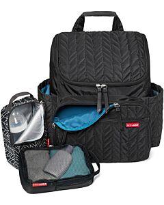 Skip Hop: Forma Diaper Backpack - Black - 15% OFF!!