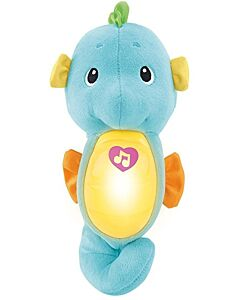 Fisher-Price: Ocean Wonders Soothe & Glow Seahorse (Blue) - 20% OFF!!