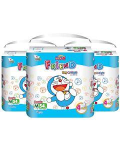 Goo.N Friend Pants - M54 (7-12kg) x 3 packs [22% OFF!!]
