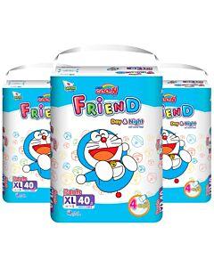 Goo.N Friend Pants - XL40 (12-17kg) x 3 packs [22% OFF!!]