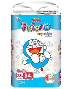 Goo.N Friend Pants - XXL34 (15-25kg) - 22% OFF!!