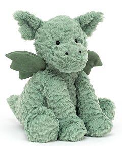 Jellycat: Fuddlewuddle Dragon - Medium (23cm)