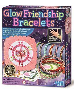 4M Paint Your Own | Glow Friendship Bracelets - 15% OFF!!