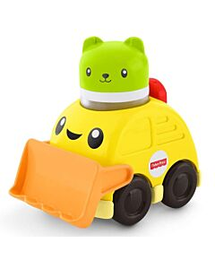 Fisher-Price: Press & Rattle Racers™ - Bulldozer - 10% OFF!!