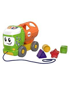 Fisher-Price: Sort & Spill Learning Truck - 10% OFF!!