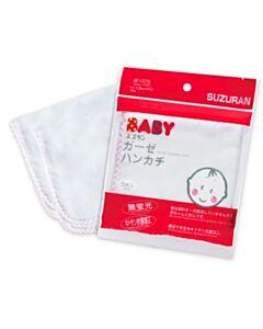 Suzuran Baby: Gauze Handkerchief (5pcs) - 10% OFF!!