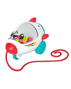 Fisher-Price: Pull Along Rocket (12+ Months) - 11% OFF!!