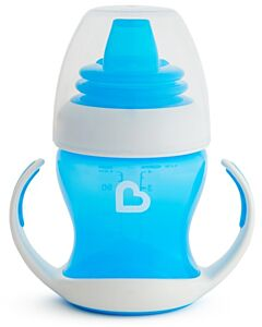 Munchkin: Gentle™ Transition Cup 4oz [Blue] - 20% OFF!!