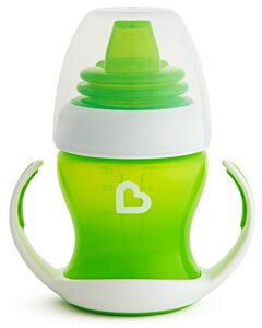 Munchkin: Gentle™ Transition Cup 4oz [Green] - 20% OFF!!